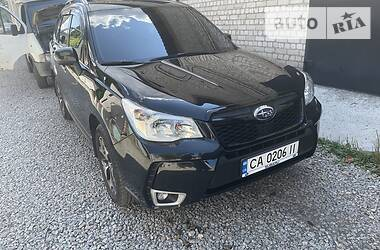 Внедорожник / Кроссовер Subaru Forester 2013 в Черкассах