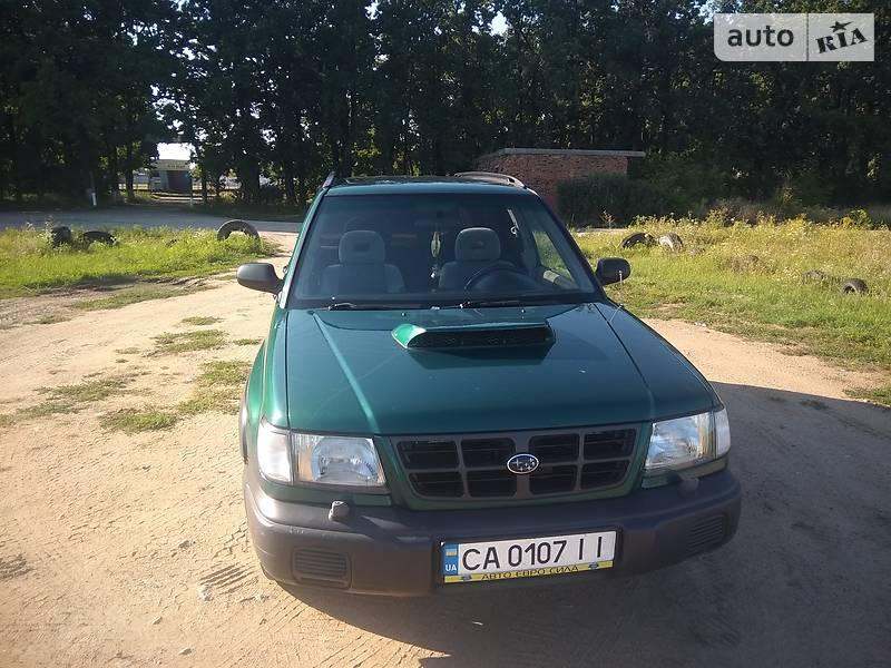 Универсал Subaru Forester 1998 в Умани