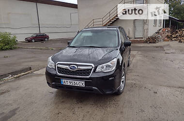 Позашляховик / Кросовер Subaru Forester 2013 в Івано-Франківську