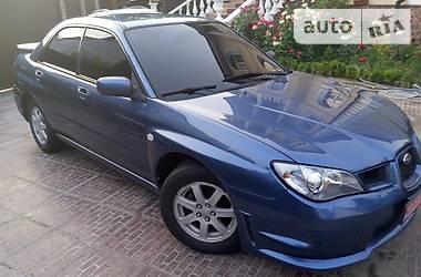 Subaru Impreza Sedan 2007 в Киеве