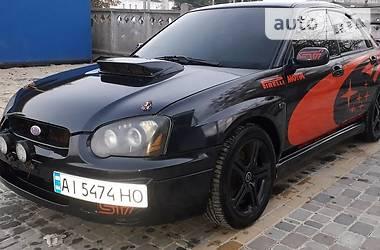Subaru Impreza WRX Sedan 2001