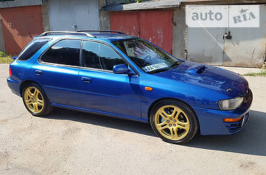 Subaru Impreza  WRX STI 2000 в Киеве