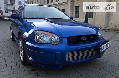Subaru Impreza  WRX STI 2003 в Ивано-Франковске