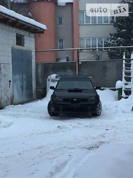Subaru Impreza  WRX STI 2006 года в Ужгороде