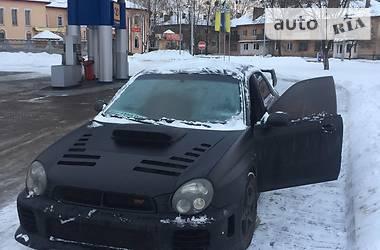 Subaru Impreza  WRX STI 2001 в Ровно