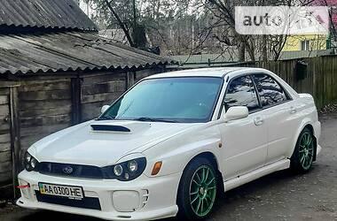 Subaru Impreza  WRX STI 2001 в Києві