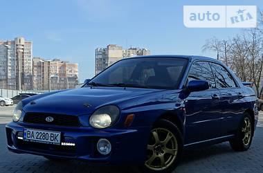 Subaru Impreza OBSLUGENA 2002