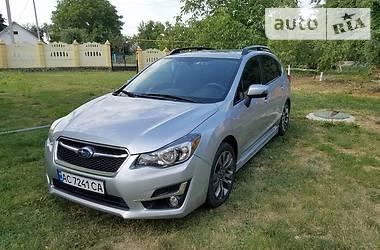 Subaru Impreza 2015 в Луцке