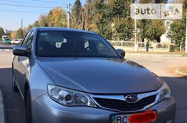 Subaru Impreza 2008 в Дрогобыче