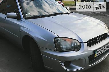 Subaru Impreza 2004 в Львові
