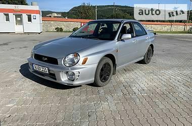 Subaru Impreza 2002 в Сколе