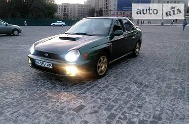 Subaru Impreza 2001 в Харькове