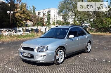 Subaru Impreza 2004 в Киеве