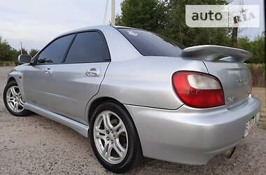 Седан Subaru Impreza 2002 в Кривому Розі