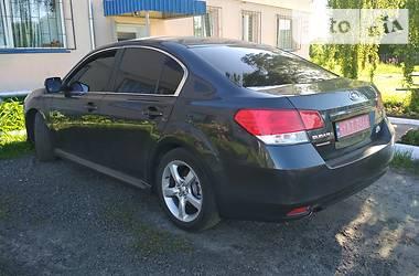 Subaru Legacy NEW 2010