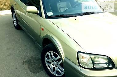 Subaru Legacy Outback 2001 в Харькове