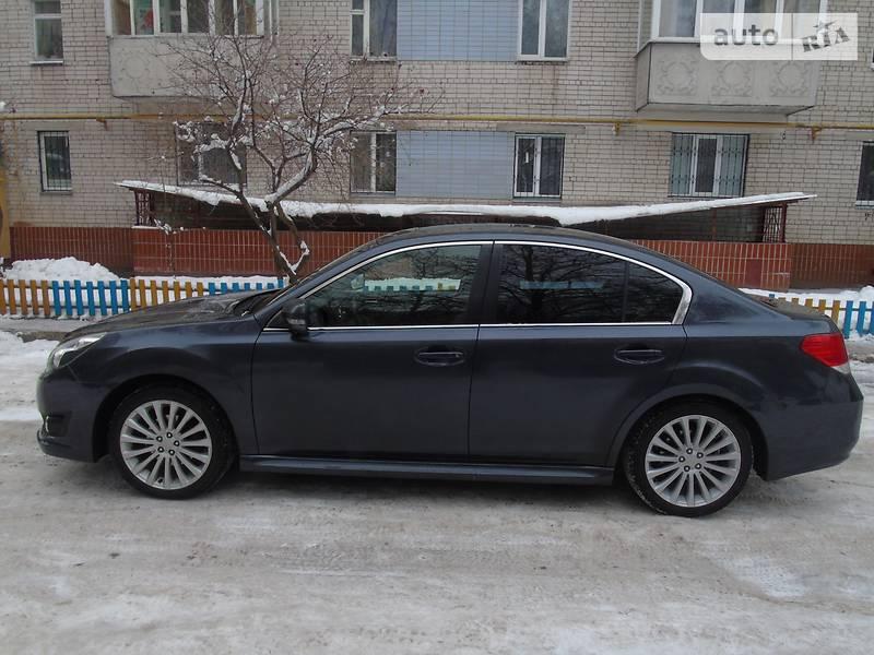 Subaru Legacy 2011 року в Черкасах