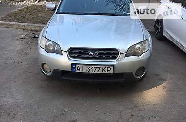 Subaru Legacy Outback 2006 в Киеве