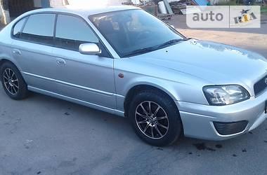 Subaru Legacy 2002 в Днепре
