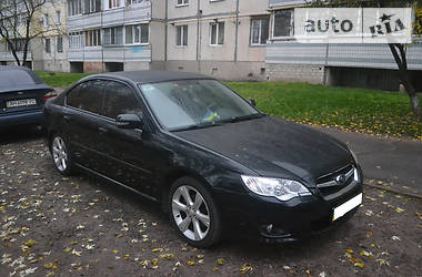 Subaru Legacy 2008 в Черкассах