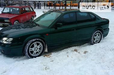 Subaru Legacy 2.5 2002