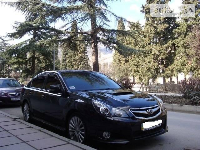Subaru Legacy 2009 в Луцьку
