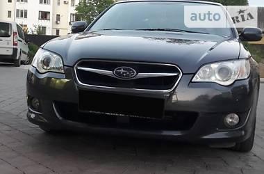 Subaru Legacy 2008 в Ивано-Франковске
