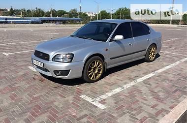 Subaru Legacy 2001 в Харькове