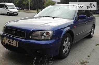 Subaru Legacy 2002 в Запорожье
