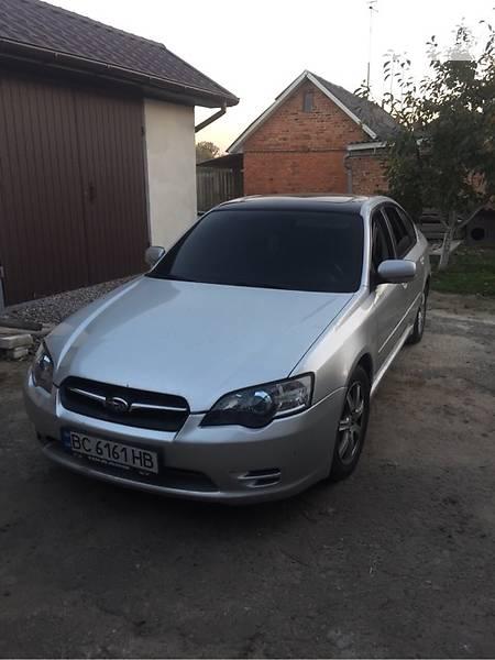 Subaru Legacy 2004 года в Львове