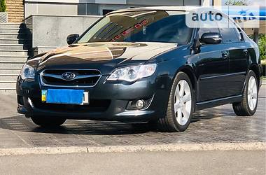 Subaru Legacy 2008 в Кам'янському
