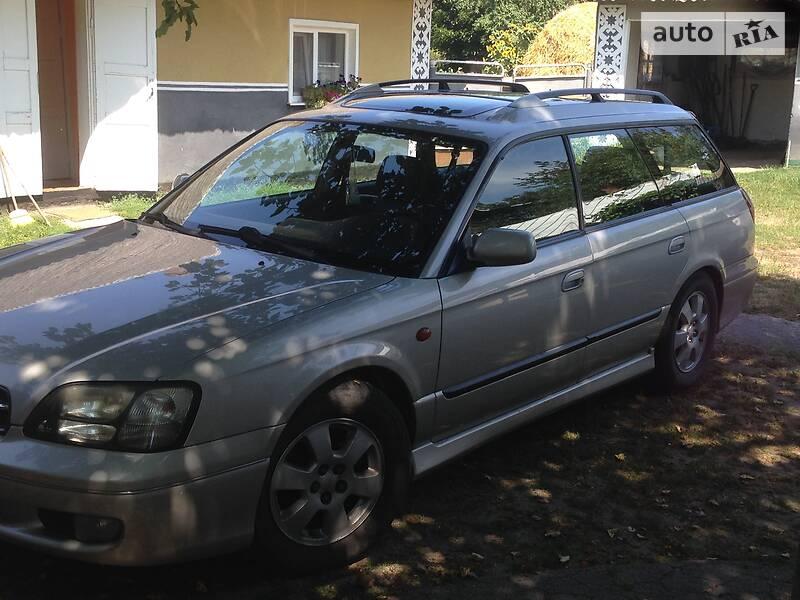 Унiверсал Subaru Legacy 1999 в Горохові