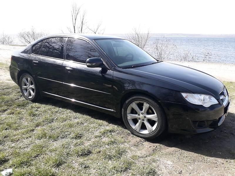 Subaru Legacy 2007 в Запорожье