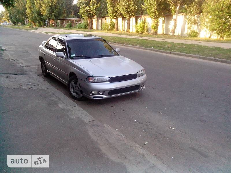 Subaru Legacy 1998 в Николаеве