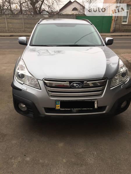 Subaru Outback 2013 года в Виннице