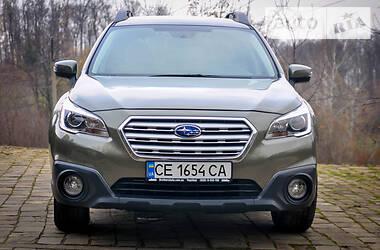Subaru Outback 2015 в Черновцах