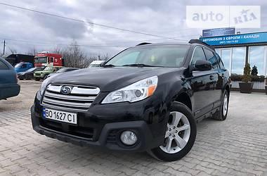 Subaru Outback 2013 в Тернополе