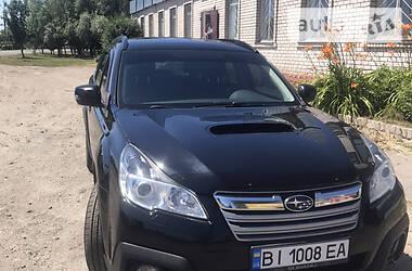 Унiверсал Subaru Outback 2013 в Семенівці