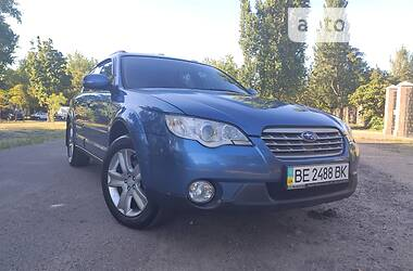 Subaru Outback 2008 в Николаеве