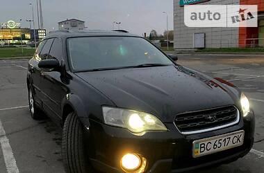 Subaru Outback 2004 в Львове