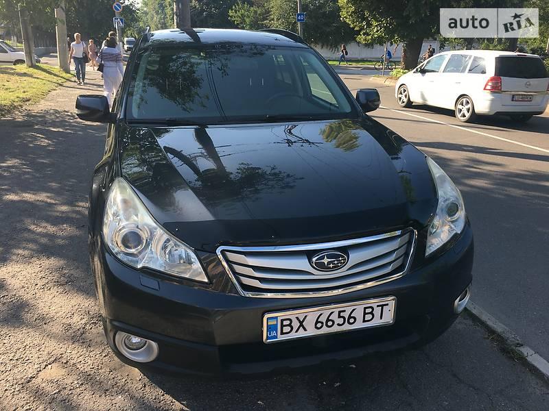 Универсал Subaru Outback 2010 в Хмельницком