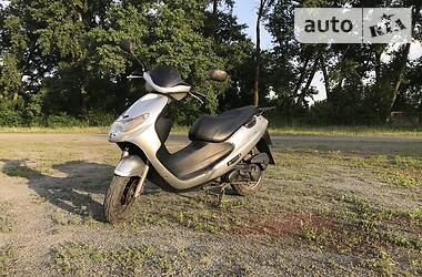 Скутер / Мотороллер Suzuki Address 110 2000 в Днепре