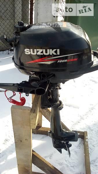 Suzuki DF 2004 года