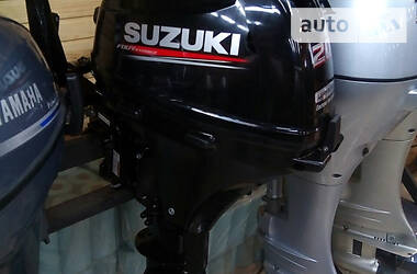 Suzuki DF 2017 в Киеве
