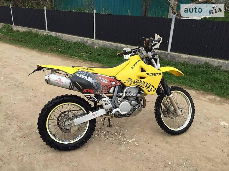 Suzuki DR-Z 2006 в Ивано-Франковске