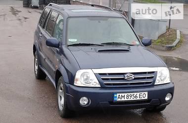 Внедорожник / Кроссовер Suzuki Grand Vitara XL7 2005 в Житомире