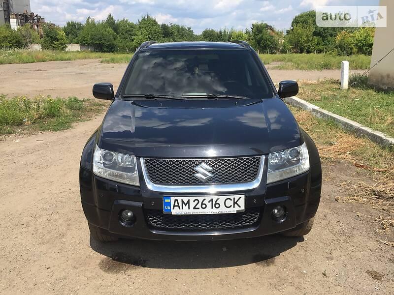 Позашляховик / Кросовер Suzuki Grand Vitara 2005 в Великій Михайлівці