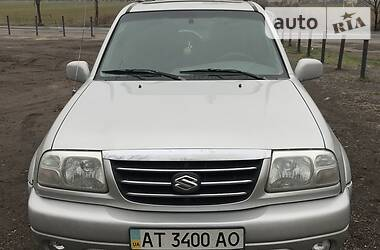 Suzuki Grand Vitara 2001 в Бурштыне