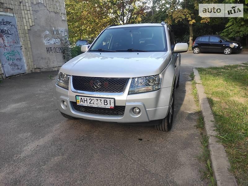 Внедорожник / Кроссовер Suzuki Grand Vitara 2006 в Киеве