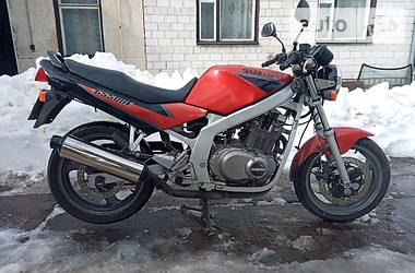 Suzuki GS 1999 в Дрогобичі